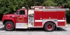 Engine 1411 Ford/Saulsbury Mini-Pumper