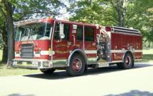 Engine 1412 Spartan/Darley Pumper