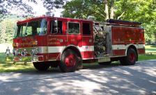 Engine 1413 1987 Pierce
